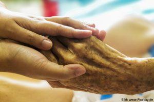 Pflege mit Herz