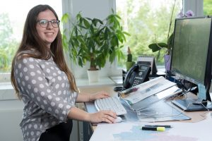 Kff. f. Büromanagement - Kim Kauer