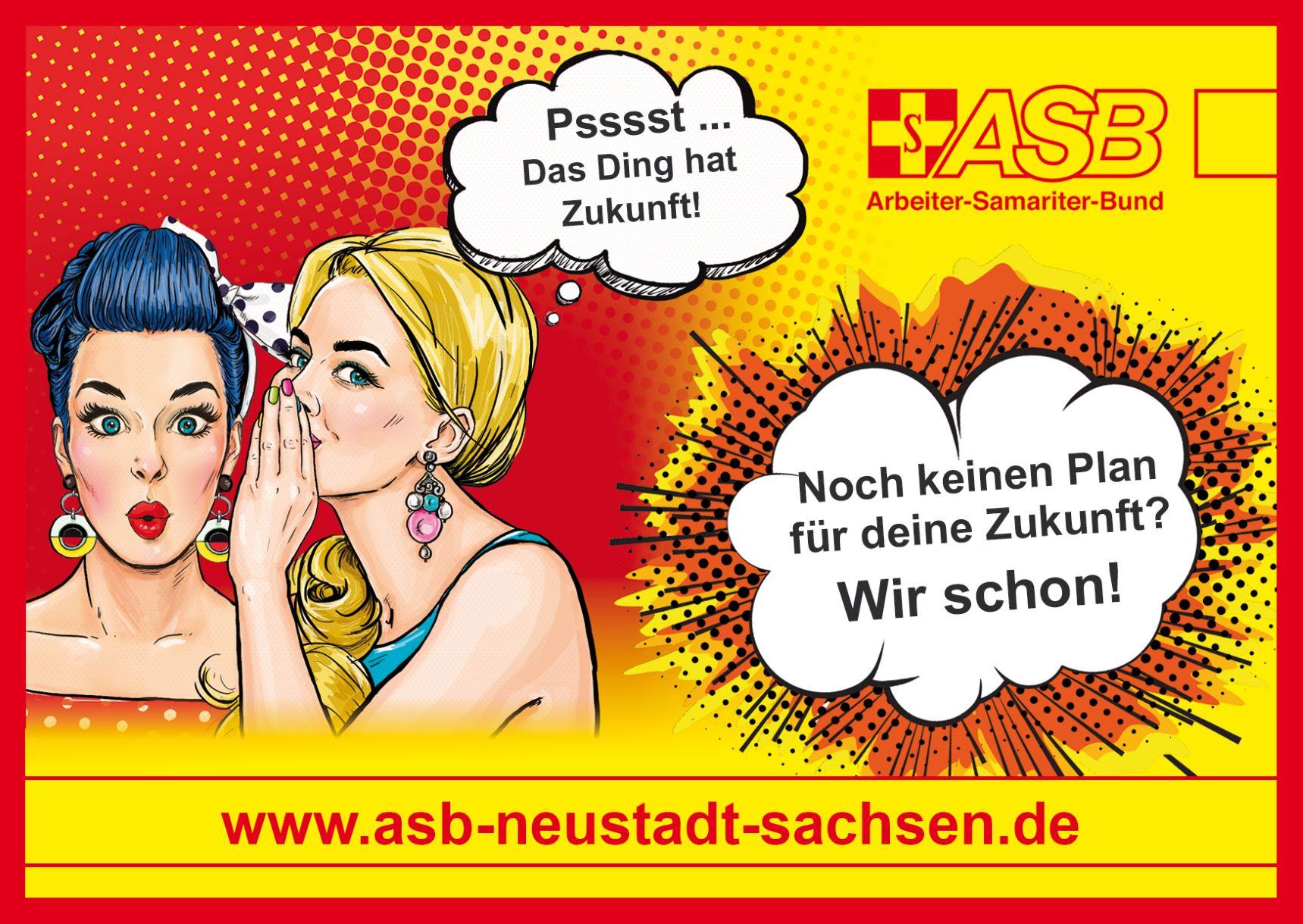 Anzeige ASB Neustadt